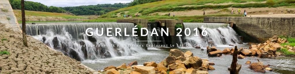 Projet Guerlédan 2016